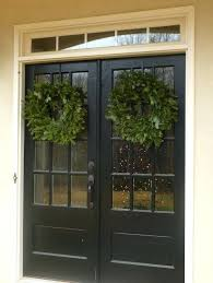 double front doors frt frt double entry doors with transom