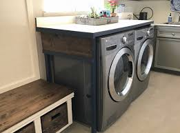 picture of you ll love this diy laundry table just 85