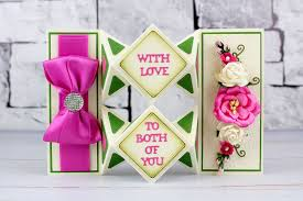 fold card essentials diamond fold card etl66 tattered lace