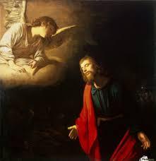 christ in the garden of gethsemane. Christ In The Garden Of Gethsemane Acrylic Print. Canvas Print