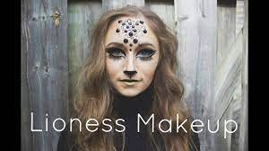 lioness makeup tutorial