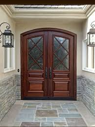 mahogany front door. Country Style Front Door In A Red Mahogany Stain Color Bought Intended For Designs 10