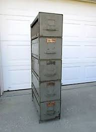 stackable file cabinets.  Stackable Image Is Loading AntiqueIndustrialMilitaryStackableMetalFileDrawers Cabinet Throughout Stackable File Cabinets S