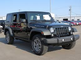 2018 jeep wrangler unlimited rubicon 4 door 4x4 suv
