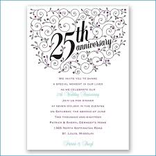 5 of 8 invitation cards for 25th wedding anniversary 5 cards matter forever filigree 25th anniversary