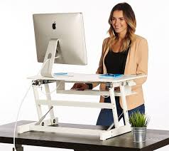 standing desk.  Standing Alternative Views On Standing Desk E