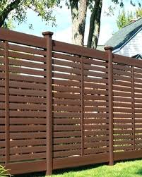 brown vinyl horse fence. Breezewood Select Cedar Brown Vinyl Fence Horse Lowes T