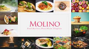 Food Presentation Template Molino Food Presentation Template
