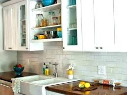 subway tile countertop for butcher block counter subway tile with wood and installation subway tile dark subway tile countertop