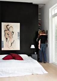 Elegant Sensual Painting Perfect For A Bedroom. Looks Great With The Dark Wall.  Reminds Me Of An Vintage Hindu Print (see Copy Of Print Here).