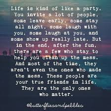 Wise Quote About Life Amazing Inspirational Quotes Life Is Kind Of Like A Party Love Quotes