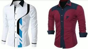 Designer Shirts For Men Latest Designer Shirt For Men Youtube