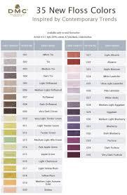 Dmc Floss Chart 35 New Dmc Floss Color Pack Cross Stitch Floss Dmc Floss
