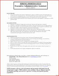 C Level Executive Assistant Resume Sample Inspirational