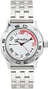 <b>часы</b> наручные <b>Восток 100472</b> амфибия браслет