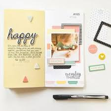 mandy back with you today to share a traveler s notebook spread that i created using the super lovely london kit i m using this traveler s noteb