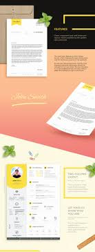 Clean Resume Template Elegant Download Premium Simplistic Resume