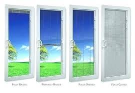 between the glass blinds door with blinds inside window blinds between glass stylish sliding glass doors