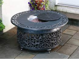 metal fire pit cover. Metal Outdoor Fire Pit Covers Round Mesh Cooking Grill Grate Gas Patio Armor Ripstop Cover