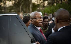 The former president has until sunday to. Cope Allowing Zuma To Attend Brother S Funeral Is A Security Risk