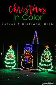 Christmas Lights Kearns Why You Should Visit Global Winter Wonderland Happy