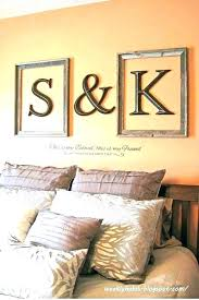initial wall decorations metal initial wall decor beautiful metal wall letters wall decor ideas decorations initial