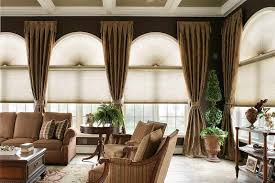 Living Room Window Treatment Ideas Large Window Nice Design