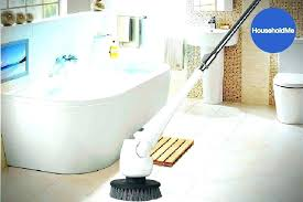 power bathroom scrubber tub and tile scrubber reviews power bathroom scrubber fine dragon cordless power power bathroom scrubber