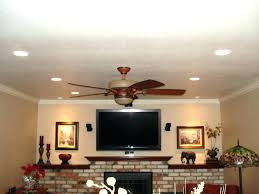 recessed lighting conversion kit for ceiling fan lights ideas