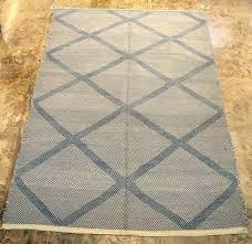 light blue moroccan rug blue trellis rug x the lab 7 2 9 handmade pink white stripes wool low light blue rug royal lighting inc hours lighting design
