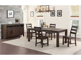 table 4 chairs and bench. hunter dining table din-tble-hunter 4 chairs and bench