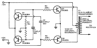 12v ac to dc rectifier circuit diagram images capacitor input ac wiring diagram for 12v dc transformer examples and