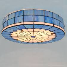 20 tiffany style stained glass ceiling light fixture hanging lamp lighting c234