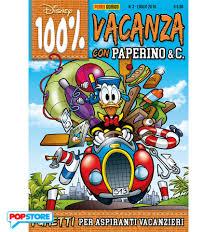 Disney 100 Vacanza Con Paperino C Popstore