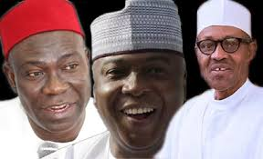 Image result for nigeria senate and presidency