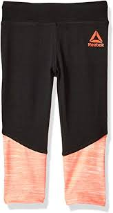 Reebok Girls' Yoga Pant: Clothing - Amazon.com