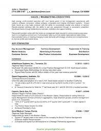 Sales Representative Resume Examples Best of Saas Sales Resume Examples Software Sales Representative Resume