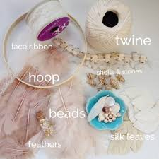 Supplies For Dream Catchers DIY Dreamcatcher February Dream catchers and Catcher 2