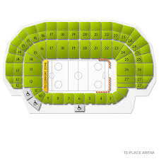 Barrie Colts Arena Seating Chart Barrie Colts At Ottawa 67s Sat Dec 14 2019