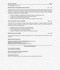Resume Template Cover Letter Engineering Job Description Engineer