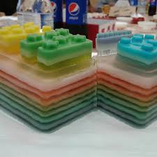 I know of a nice packet jelly that is vegetarian and only has natural colours and flavours, but it costs about $5.00 a packet*. Jelly Cake House Ss2 Bakery In Pj