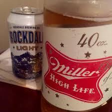 Rockdale Light Alcohol Percentage I Refilled This Empty 40 With Rockdale Light Drunk