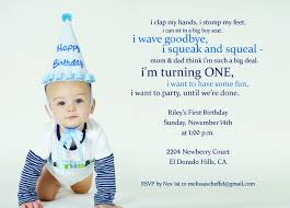 1st birthday invitation wording to bring your dream birthday into your life 6