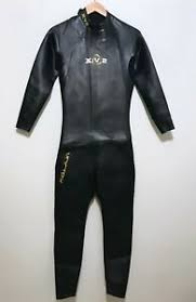 Details About Xterra Mens Full Triathlon Wetsuit Size Mla Medium Large Vortex Xv2