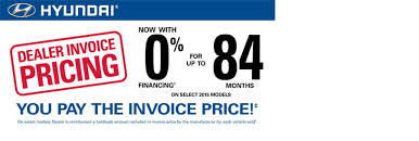 Dealer Invoice Pricing Lease Or Finance A Hyundai Today In Sherwood