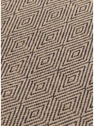 quick view herringbone diamond navy natural jute rug rectangle