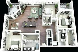 bedroom design apps. Beautiful Apps Astounding 3 Bedroom Home Design Plans Three  3d App To Apps