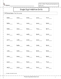 Long division worksheets for grades 4 6 moreover Three Minute Timed Math Drill Sheets  Adding 7 9 with sums to 18 additionally The 25  best Math addition worksheets ideas on Pinterest besides Ideas About Division Math Worksheet    Wedding Ideas further Remainder Large Print  A  Large Print Math Worksheet Fullsize likewise Advanced Addition Drills Worksheets You may select from 256 together with Math Drills Worksheets likewise 119 best Addition math images on Pinterest   School  Math additionally Multiplication Drill Worksheet two digit by two digit likewise  furthermore Addition Worksheets   Dynamically Created Addition Worksheets. on single digit math drill worksheets