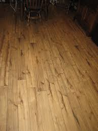 antique hickory laminate flooring image and candle