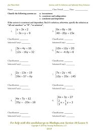 elimination math worksheets new 275 best algebra 1 images on